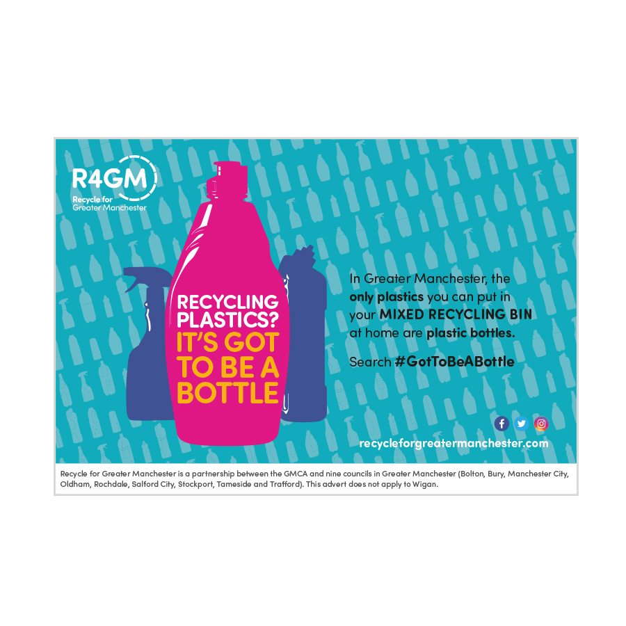 R4GM - Got to be a Bottle Campaign