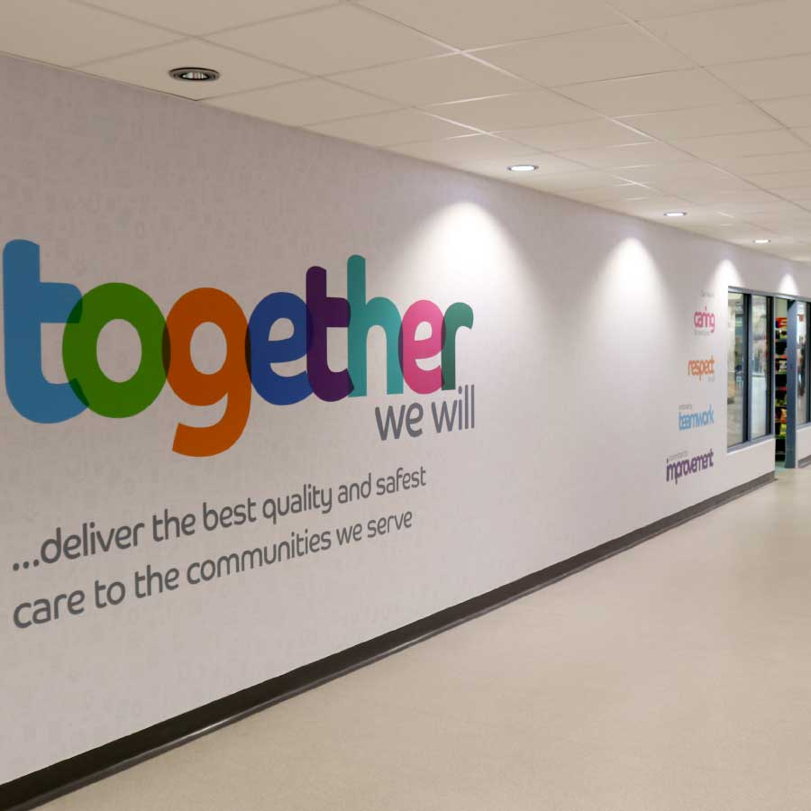 WUTH - Together we can NHS